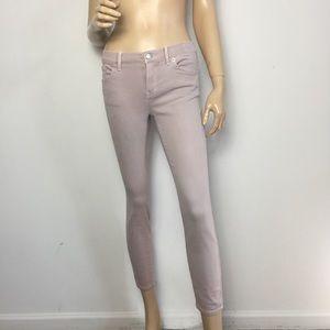 Madewell Skinny Crop Jeans 26